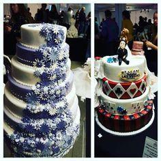 Echt schön ! #swissblogger #cakes #weddingcake #torte #swisscakefestival #torte #kuchen #swissblogger