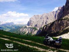Campolongo Pass! #motorcycle #tour #italy