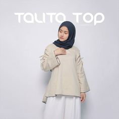 New Arrival this march . TALITA TOP . in frame talita top with marile pants . Now available at www.eclemix.com . You may also reach our admin contact at :  line@ : @eclemix  WA : 081326004010 . Happy sunday shopping ladies  . #eclemix #fashion #hijab #beauty #localbrand #bandung #ootd #top #newarrival #pants