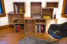 Items similar to BOX on Etsy Bookcase, Design Ideas, Nursery, Shelves, Flooring, Trending Outfits, Box, Handmade Gifts, Etsy