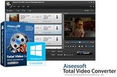 Aiseesoft Total Video Converter v8.0.20 Full Download