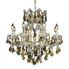 Found it at Wayfair - Maria Theresa 9 Light Chandelier