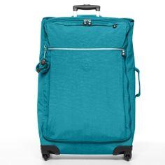 Darcey Large Wheeled Luggage #Kipling #Travel