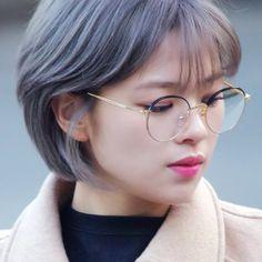 Korean Girl, Asian Girl, Straight Hairstyles, Cool Hairstyles, Twice Jungyeon, Asian Celebrities, Good Hair Day, Nayeon, Woman Crush