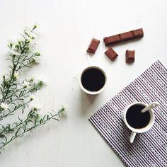 ✿ Coffee and Chocolate ✿