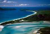 Fabulous Hill Inlet where I used to take 25 passengers every day on Ocean Rafting.