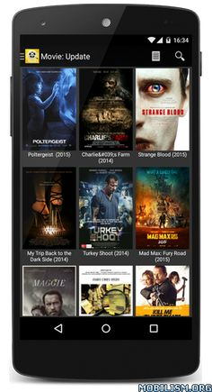 Movie HD v4.4.9 [Ad Free]Requirements: 2.2+Overview: Download the app to watch the latest Movie,TV Show in HD  Watch the latest movie and tv shows like Iron man, The Avengers, Game of Thrones and more.– Easy to use– Search, Download,...