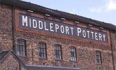 Middleport Pottery     Stoke-on-Trent