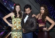 'Happy Ending' promotion on India's Raw Star