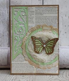 Designed by the fabulous Katie Skilton on Hochanda #Sizzix #Papercraft #Craft