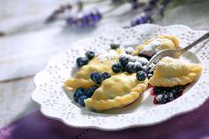 Pierogi z jagodami - Kuchnia Lidla