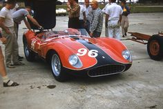 Sebring Ferrari