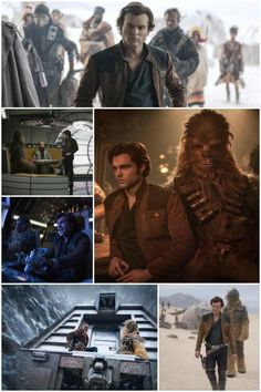 Solo: A Star Wars Story Movie Images! First Look at Solo: A Star Wars Story! #HanSolo