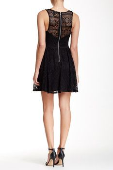 Want & Need Lace Skater
