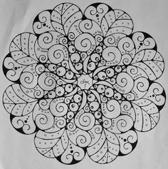A Tangle in Time: Zendala Dare 79