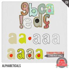 Alphabeticals 1 - Just Jaimee