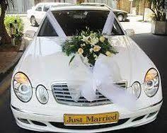 Resultado de imagen para decoracion de autos para casamientos