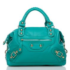 My fabulous new summer handbag from Shoedazzle! A big, beautiful satchel in the most gorgeous shade of turquoise.,DESIGNER COACH BAGS WHOLESALE,cheap coach bags upcoming $44.99