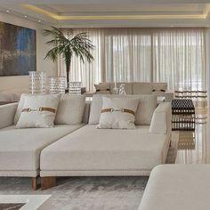 Tons claros e muito conforto. Amei❣@pontodecor {HI} Snap: 👻 hi.homeidea  www.bloghomeidea.com.br Projeto @iarakilaris  #bloghomeidea #olioliteam #arquitetura #ambiente #archdecor #archdesign #hi #cozinha #kitchen #arquiteturadeinteriores #home #homedecor #pontodecor #lovedecor #homedesign #instadecor #interiordesign #designdecor #decordesign #decoracao #decoration #love #instagood #decoracaodeinteriores #lovedecor #architecture #archlovers #inspiration #project #inspiracaododia