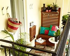 Small Balcony Decorating Ideas Picture by 0_dodo