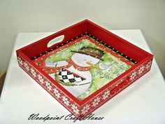 #diy #handmade #woodpointcrafthouse #gift #painting #countrypainting #decopage #stencil #handpainting Country Christmas, Christmas Crafts, Christmas Ornaments, Snowmen Pictures, Country Paintings, Snowman Crafts, Wooden Art, Xmas Decorations, Patch