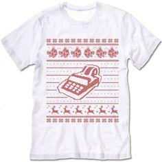 599ca3f398 Accountant Christmas T Shirt #accountant #christmas-accountant #cool-t- shirts. Gifted Shirts