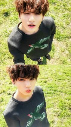 """""""GoldenJK_bts liked your post!"""" in which yoongi is a jungkook fanboy with a fan account."""