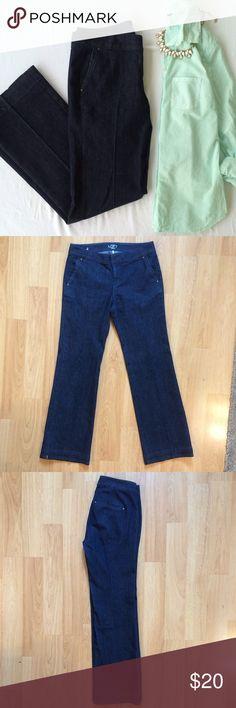 Loft bootcut jeans Loft bootcut jeans in like new condition. LOFT Jeans Boot Cut
