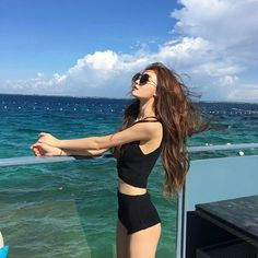 Find images and videos about ulzzang, models and asian girl on We Heart It - the app to get lost in what you love. Korean Girl, Asian Girl, Skinny Asian, Ulzzang Hair, Wattpad, Skinny Girls, Skinny Girl Body, Bikini Bodies, Swimsuits