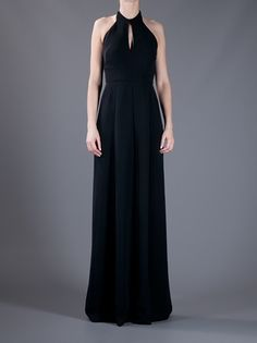 YVES SAINT LAURENT - Halterneck dress 2