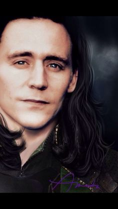 Beautiful artwork   Tom Hiddleston and other life ruiners (but ...