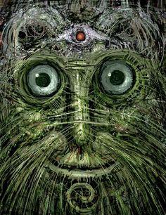 Forest Spirit- FrodoK