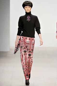 Holly Fulton Fall 2012 Ready-to-Wear - Collection - Gallery - Style.com