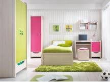 Visiaca polica do detskej izby v dvoch farbách Room Interior Design, Interior Decorating, Home Renovation, Home Remodeling, Feng Shui Energy, Furniture Arrangement, Storage Spaces, Home Goods, Yurts