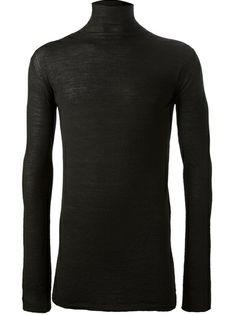 Rick Owens   neck sweater