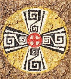 Se desarrolló entre los años 1000 a 1480 de nuestra era.Ocupó el actual Territorio Argentino de las Provincias de Catamarca, Salta y Tucumá... Inca Art, Tattoo Posters, West Art, Tribal Patterns, Ancient Symbols, Aboriginal Art, Henri Matisse, Colorful Drawings, Tribal Art