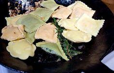 Frische Pasta vom Nudelhaus Trossungen auf dem Markt in Herdern, im Stühlinger und in der Wiehre.