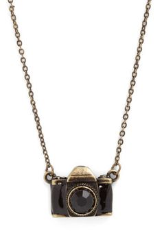 What Are You Waiting Photo Necklace