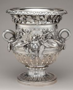One of a pair of wine coolers, circa 1781