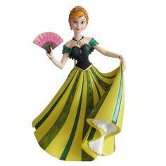 Pre-Order Disney Showcase Frozen Anna Couture de Force Figurine www.FanboyCollectibles.com