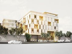 Santa Monica and Orange Grove (West Hollywood, CA) R&A Architecture & Design, Inc.