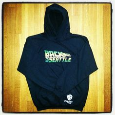 #BACKTOSEATTLE #Hoody $29.99 Shockwavetees.com #shockwavetees  #seattle #supersonics