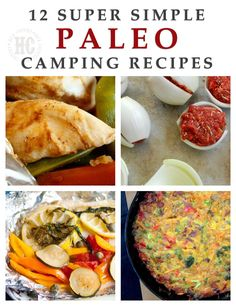 12 Simple Paleo Camping Recipes