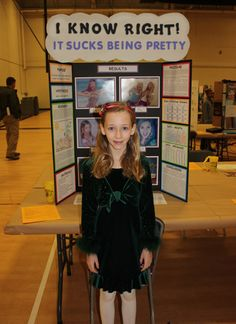 """27 Funny Science Fair Projects That Win in Their Own Right - funniest post iv seen in awhile. """"Why do my balls itch?""""  Rofl"""
