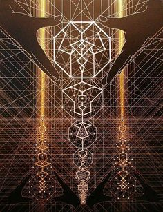 JOMA/ Sacred Geometry <3