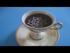 Puntilla de Azucar Casera - Homemade Sugar Lace - YouTube