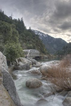 Feather River, Hwy 70. Northern Cali.