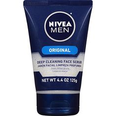 NIVEA Men Original Deep Cleaning Face Scrub 44 Ounce >>> Details can be found by clicking on the image.Note:It is affiliate link to Amazon.