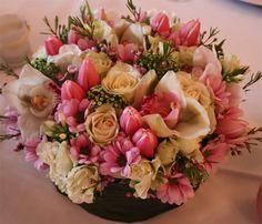 bloemstukjes met opgerolde blaadjes - Google zoeken