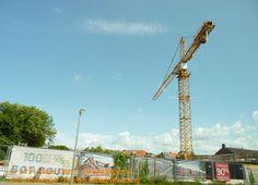 #Foto: De #bouwplaats van #Bergerveste in #Alkmaar tijdens de #bouwvak! #Botbouw pic.twitter.com/nKJxur9xL6 Foto: Klaas Otten.